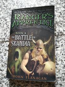The Battle for Skandia 皇家骑士4:血战斯堪迪安 9780142413401