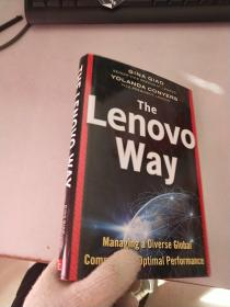 The Lenovo Way:Managing a Diverse Global Company for Optimal Performance 联想的方式