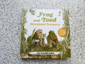 Frog and Toad Storybook Treasury   精装本