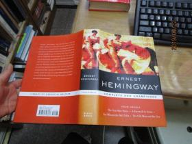Ernest Hemingway锛欶our Novels Complete and Unabridged
