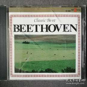 Ludwig van Beethoven-路德维�!し丁け炊喾�-第6交响曲/田园-日版CD
