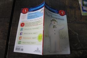 The Snowman进阶式阅读丛书1:雪人出来了 英文原版