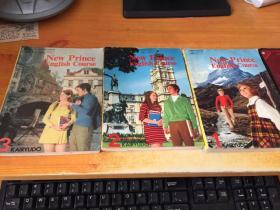 New Prince English Course 新王子英语教程 1-3
