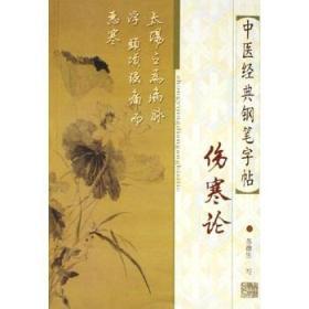 中医经典钢笔字帖:伤寒论