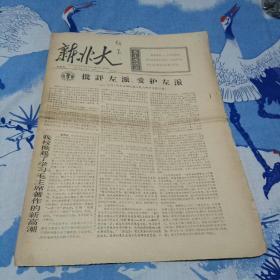 文革报纸-新北大 2019年07月24日