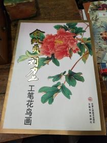 俞致贞 刘力上工笔花鸟画