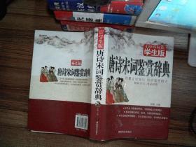 学生版 <唐诗宋词鉴赏辞典>