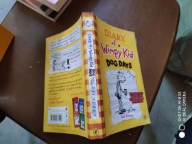 Diary of a Wimpy Kid #4 Dog Days小屁孩日记4