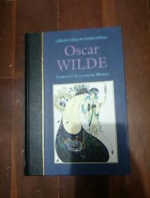 英文原版 Oscar Wilde, complete illustrated works 王尔德全集 收藏家版本 Macmillan Collectors Library。