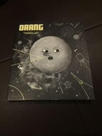 外文漫画   Orang 8 – Neverending Stories (德语,英语)