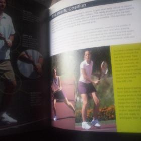 GO tennis book with DVD coaching(附光盘)去打网球