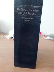 The Norton anthology of englishi literature(fifth edition 2)