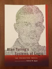 Alan Turing's Systems of Logic: The Princeton Thesis(进口原版,国内现货)