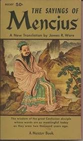 The Sayings of Mencius - A New Translation