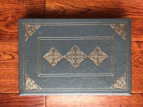 Arthur Millers Collected Plays,《阿瑟米勒戏剧集》,Franklin Library,签名本 / signed,阿瑟·米勒/Arthur Miller,带原装盒