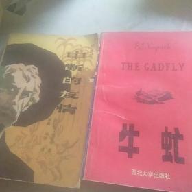 外国文学,牛虹,,续牛虹,中断的友情(2本合售)