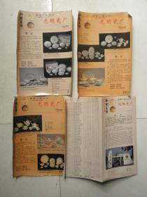 玲珑生辉-光明瓷厂产品图片四种不同