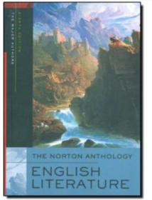 The Norton Anthology Of English Literature (single-volume 8th Edition) 诺顿英国文学选集 第八版 一卷本