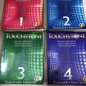Touchstone Student's Book 1 [With CDROM and CD]