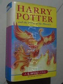 Harry Potter and the Order of the Phoenix  (正版现货)