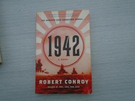 ROBERT CONROY  1942(大32开平装 1本,原版正版外文书,详见书影)