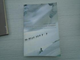 LIFE AND DEATH ON MT EVEREST(16开 平装1本,原版正版外文书)