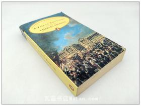 A tale of two cities 双城记 狄更斯 Charles Dickens 英文版小说 企鹅出版社
