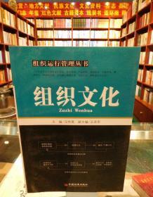 组织文化:组织运行管理丛书
