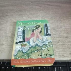Sleepytime stories fairytale collection