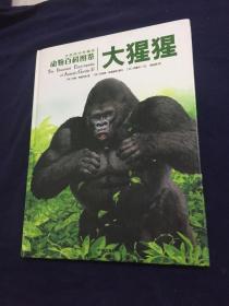 动物百科图鉴:全球同步珍藏版.大猩猩(硬精装)