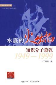 走近大家·水底的火焰:知识分子萧乾1949-1999