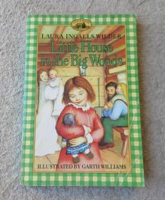 Little House in the Big Woods Book and Charm (Little House the Laura Years)