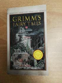 Grimms Fairy Tales 格林童话集(英文版)