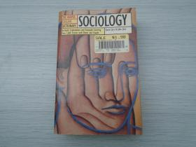 SOCIILOGY THE HARPER COLLINS... (外文原版正版老书。32开平装一本,内有少量笔记。详见书影)