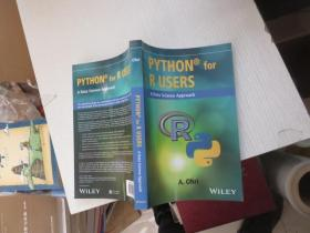 Python for R Users: A Data Science Approach 正版