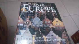 OVER EUROPE(8开精装)