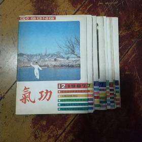 气功1987年1~12期