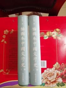 插图本中国文学史(精装上下二册全)
