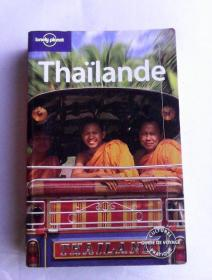 Lonely Planet Thailande  (法文原版    孤独星球旅游指南——泰国)