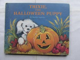 TRIXIE THE HALLOWEEN PUPPY