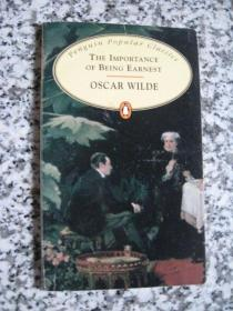 THE LMPORTANCE OF BEING EARNEST