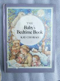 THE BABYS BEDTIME BOOK KAY CHORAO