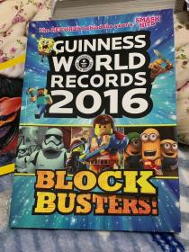 Guinness World Records 2016 Block Busters!