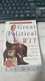英文原版 Great Political Wit