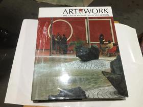 ART AT WORK:THE CHASE MANHATTAN COLLECTION (英文原版12开精装)