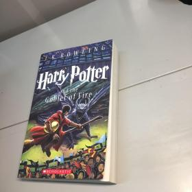 Harry Potter and the Goblet of Fire - Book 4