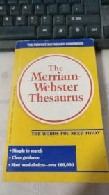The merriam-webster