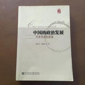 中国的政治发展:中美学者的视角 俞可平  社会科学文献出版社