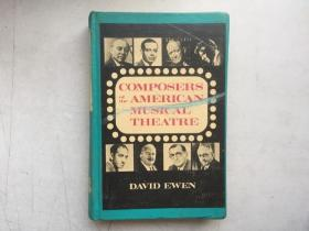 Composers for the American Musical Theatre(英文原版)