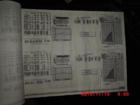 日本青叶丸号船舶设计图纸(8开精装7册包括气图纸钢珠枪造的图片